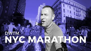 NYC Marathon 2018 - Amazing city, amazing people, amazing marathon! - running documentary