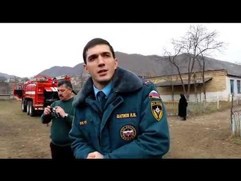 Учебные тренировки по эвакуации при пожаре проведены в Маджалисской СОШ им. Темирханова