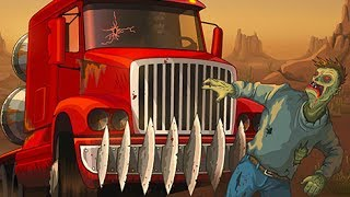 Earn to Die 2012 Part 2 Level1-3 Walkthrough
