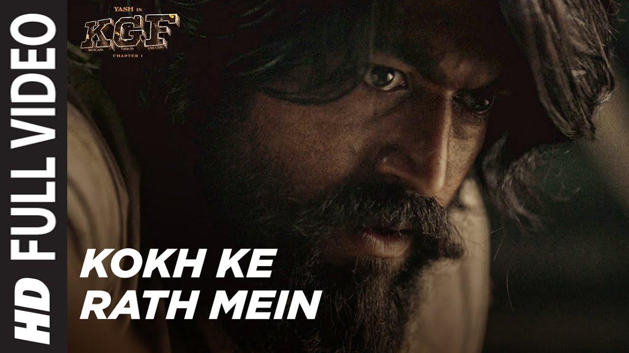 Download Kokh Ke Rath Mein Full Video |  KGF Chapter 1 | Yash | Srinidhi Shetty | Tanishk Bagchi| Ravi B