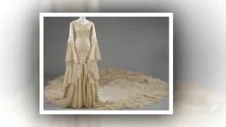Свадебные платья оригинальных фасонов