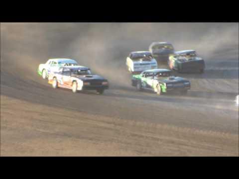 Dacotah Speedway Wissota Street Stock Heats (5/5/17)