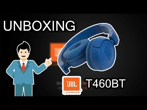 JBL T460BT Best Extra Bass Headphone Unboxing and Review in Hindi