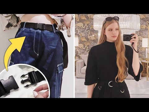 Lots of Outfits & My Belt DIY!