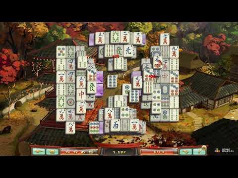 """Игра """"Маджонг Квест"""" (Mahjong Quest) - прохождение"""