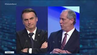 Ciro discute com Bolsonaro como retirar a população do SPC