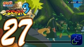 Naruto Shippuden Ultimate Ninja Storm 3 Walkthrough - Part 27 - Chapter 5: Plotting Behind the Scenes