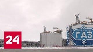 """Саудовская Аравия не примет участия в проекте """"Арктик СПГ-2"""" - Россия 24"""