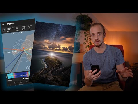 Best Apps For Landscape Astrophotography