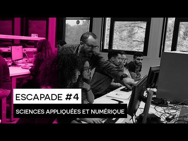[ESCAPADE] : #4 Émission Sciences Appliquées et Numérique