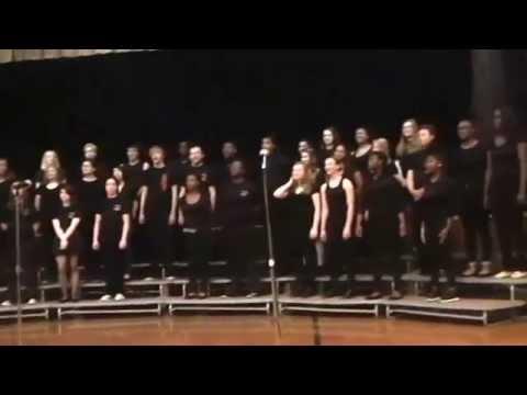 Lanphier High School, Mixed Show Choir 05/21/2015-Intro 17 Sec Delay