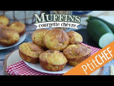 des-muffins-extra-moelleux-aux-courgettes-et-chèvre---ptitchef.com