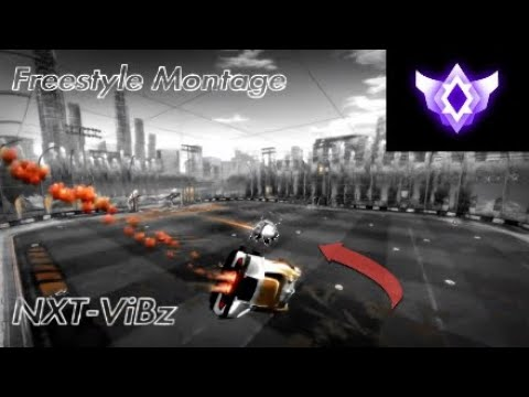 FURY | A ROCKET LEAGUE MONTAGE | NXT-ViBz