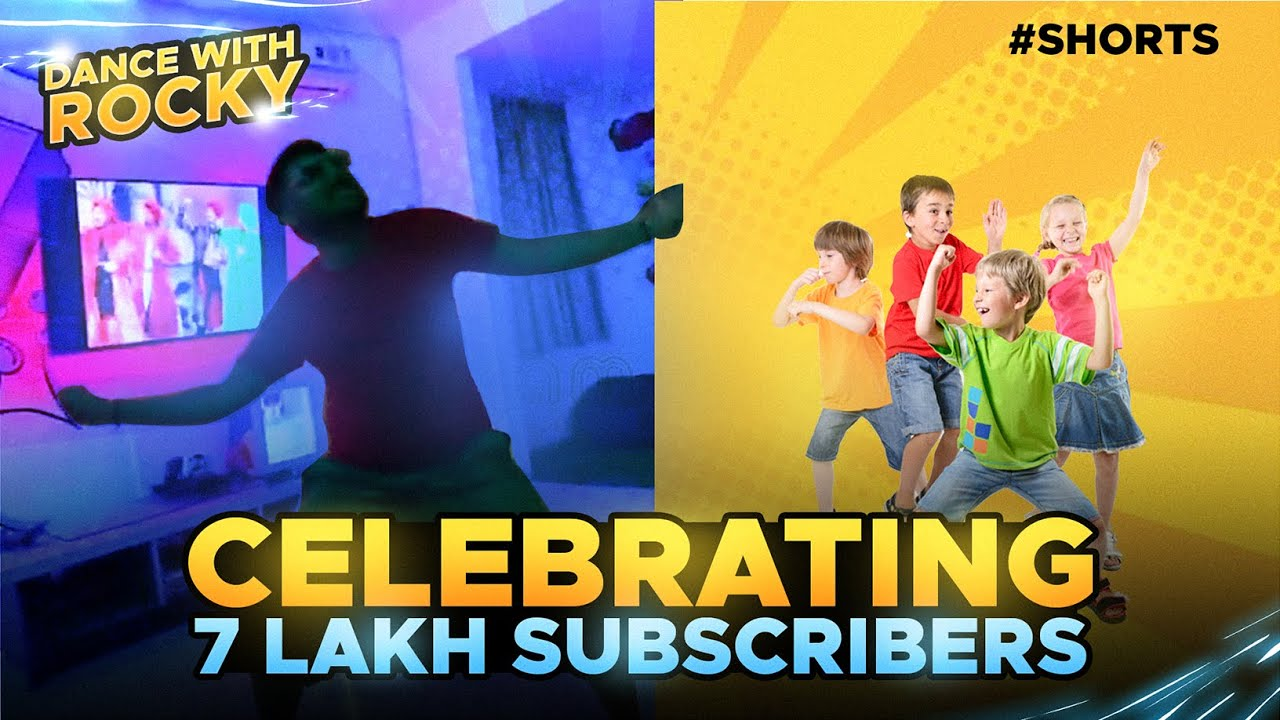 7 lakh Subscribers | Dance with Rocky #shorts #total gaming #gyan gaming - Garena Free Fire