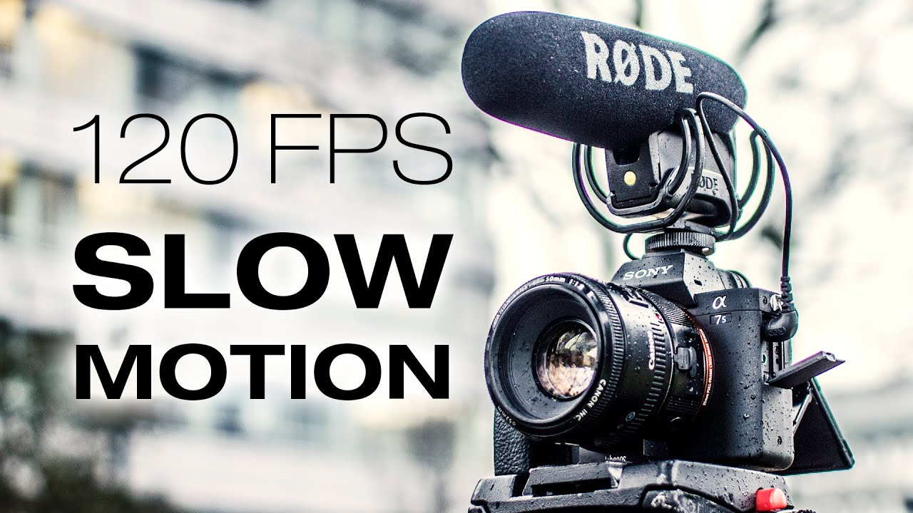 Sony A7S II at 120fps: Super Slow Motion - YouTube