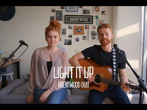 Major Lazer feat. Nyla/Fuse ODG - Light It Up (Brentwood Cover)