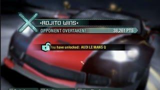 NFS Carbon: Darius OVERTAKEN! - Corvette Z06