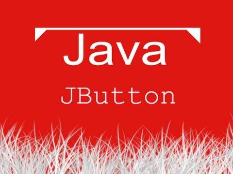 Aula de Java 043 - JButton, Botão gráfico