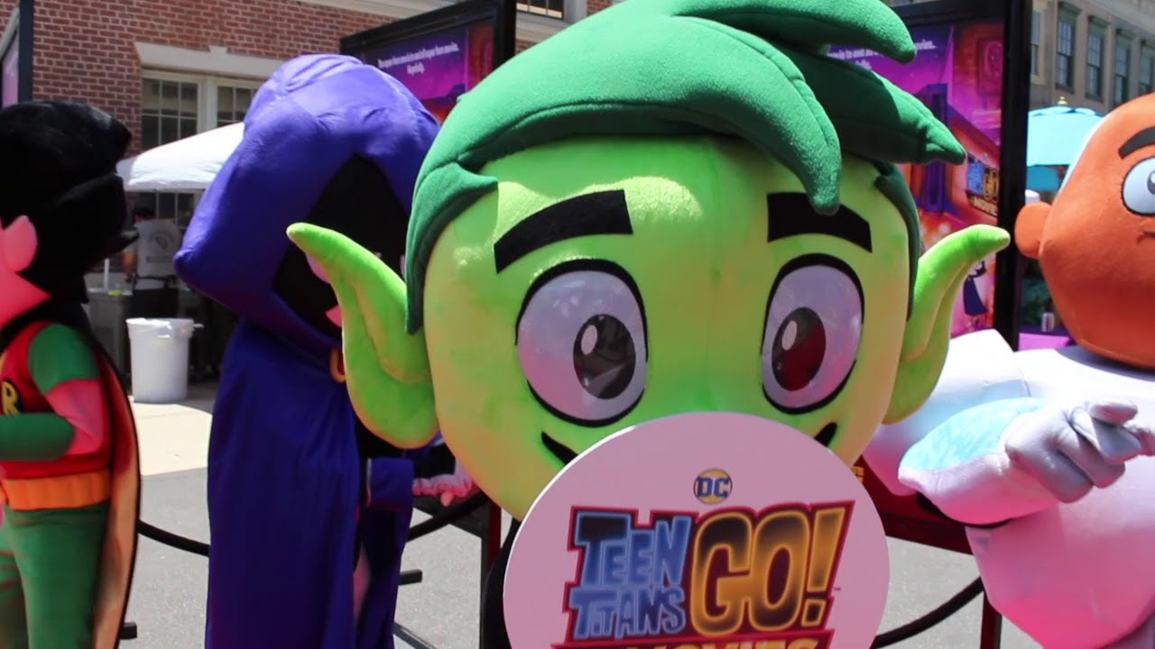 Teen Titans Go To The Movies With The Hlh Bros - Youtube-8880