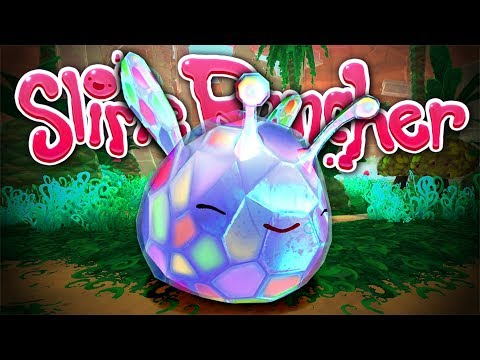REJUVENATING THE GLASS DESERT- Ancient Water and New Slimes! - Slime Rancher Update Gameplay #25