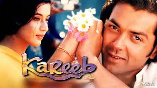 Churalo Na Dil Mera | Kareeb (1998) | 90's Romantic Hindi Songs | 90's Blockbluster Movies |