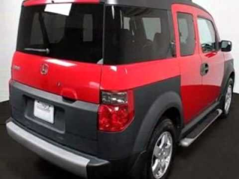 2005 Honda Element EX AWD,SUNROOF,STEPS,ROOF RACK,ALLOYS,CD,$9995.!4AIRBAG  SUV   Atlanta, GA