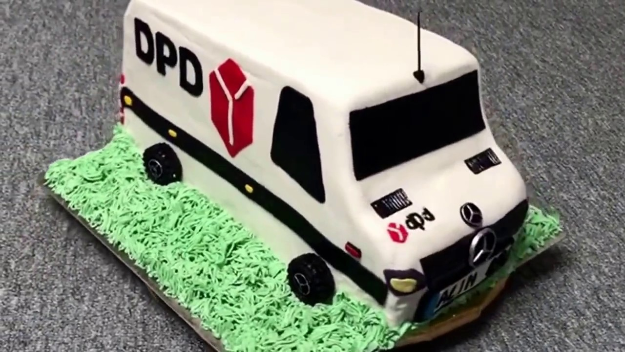 Dpd Auto Torten Youtube