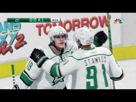 LG Dallas Stars vs Edmonton Oilers