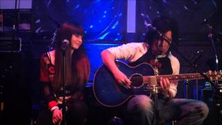 "Gabbie Rae & Patrick Kennison ~ ""Wasted Years"" ( an Iron Maiden cover)"