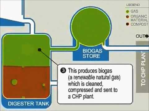 Pure Life - How To Convert Organic Wastes To Energy & Food