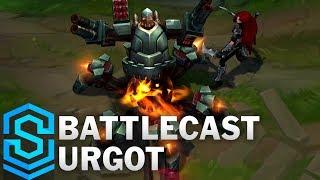Battlecast Urgot Skin Spotlight - League of Legends