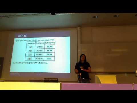 Image from Understanding Encodings