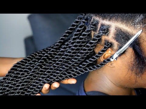 How To -  Senegalese Rope Twist 101