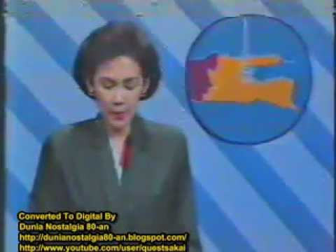 TVRI Berita Jawa Timur 8 Oktober 1990 - YouTube