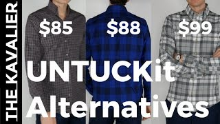 3 Affordable Custom Alternatives to UNTUCKit | Made to Measure Revolution
