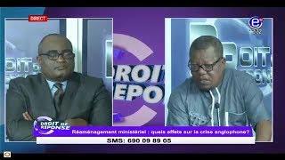DROIT DE RÉPONSE  ÉQUINOXE TV DU 04 MARS 2018