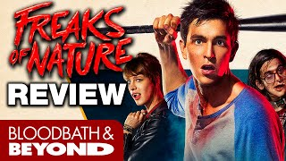 Freaks Of Nature (2015) - Movie Review