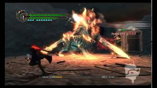 Devil May Cry 4 Special Edition Mission 2 SSS Rank