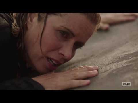 Fear The Walking Dead - 3x16 Escena Final/Ending Scene