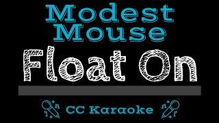 Modest Mouse Float On CC Karaoke Instrumental