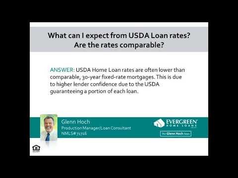 Number One USDA Mortgage Broker Everett Washington 98204