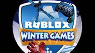 Roblox Winter Games 2017 todos os prémios [terminado]