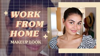 Work from Home Makeup Tutorial | Janine Gutierrez
