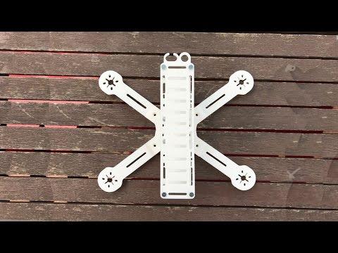 Exprimiendo el drone impreso en 3D - Dronevlog #6 en Español - deDrones