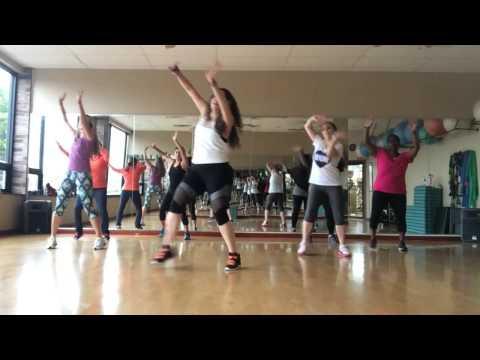 Dance Fitness - Conmigo (Rest of Your Life)