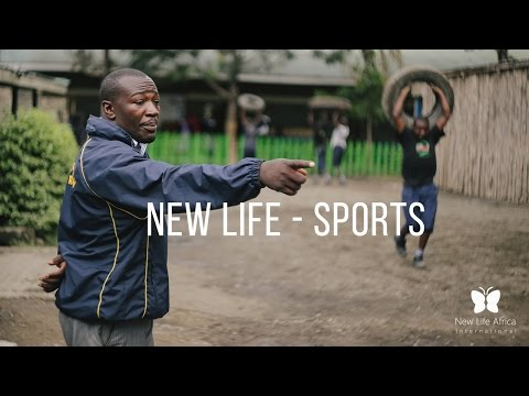 New Life Africa - Sports