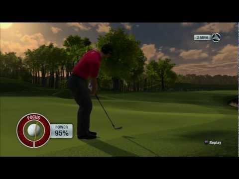 Tiger Woods PGA Tour 11 (TPC SAWGRASS Playstation 3)