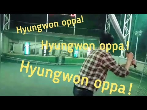 MONSTA X HYUNGWON AS KING OF SPORTS