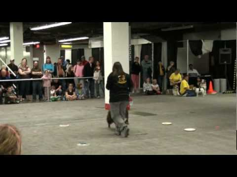 Calgary Pet Expo-Alberta Redneck Furry Fliers
