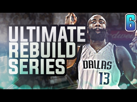 BEST ROOKIE EVER!! ULTIMATE REBUILDING SERIES #6! NBA 2K17 MY LEAGUE